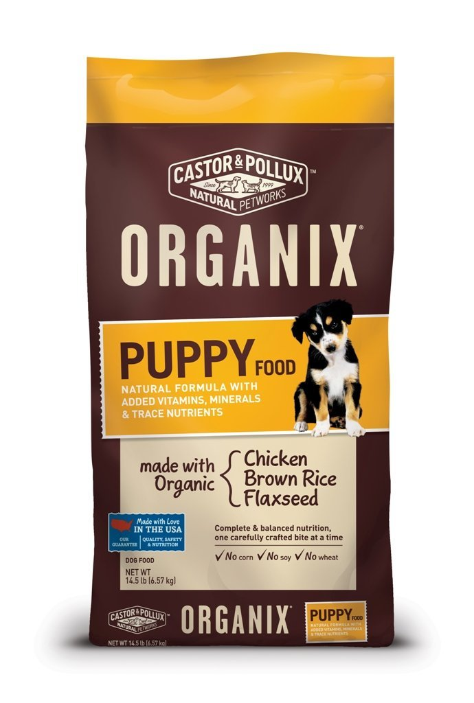 Castor & Pollux Puppy Food
