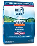 natural Balance Whole Body best dog food puppies