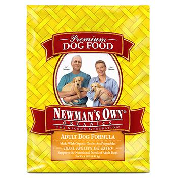 Image result for newman's organic dog food photo