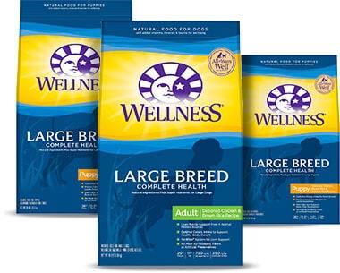 Image result for wellness dog food